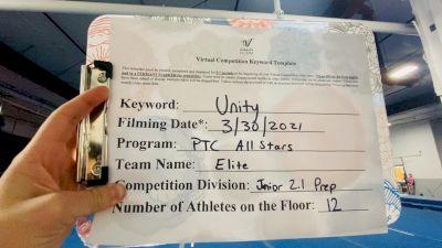 PTC Allstars - Elite [L2.1 Junior - PREP] 2021 Mid Atlantic Virtual Championship