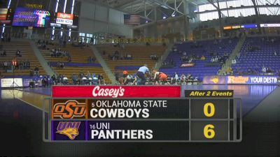 141 lbs - Dusty Hone, Oklahoma State vs Drew Bennett, UNI