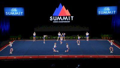 Midwest Cheer Elite-Columbus - Ms. Secret [2021 L3 Senior - Small Wild Card] 2021 The Summit