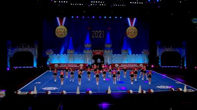 Cumberland Valley High School [2021 Large Division I Finals] 2021 UCA National High School Cheerleading Championship