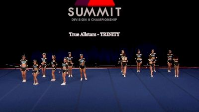 True Allstars - TRINITY [2021 L4.2 Senior - Small Wild Card] 2021 The D2 Summit