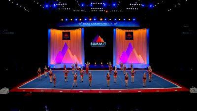 Ocala Athletix - BLUSH [2021 L1 Junior - Medium Wild Card] 2021 The D2 Summit