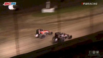 Highlights | USAC Sprints at Grandview Speedway