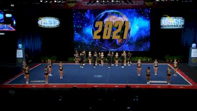Cheer Extreme - Raleigh - Smoex [2021 L6 Senior Medium Coed Finals] 2021 The Cheerleading Worlds