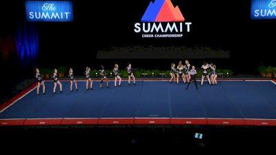 Cheer Athletics - Pittsburgh - Chrome Cats [2021 L5 Junior Coed - Small Semis] 2021 The Summit