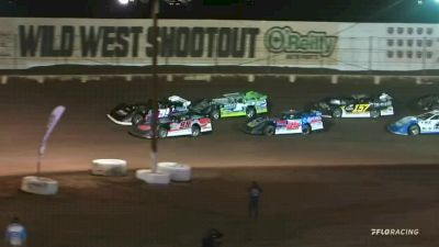 Highlights | Super Late Models Friday at Wild West Shootout