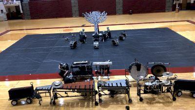 """Pulaski County Indoor Percussion--""""Cursed"""""""