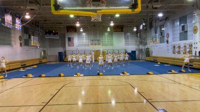 St Huberts Catholic High School [Large Varsity Virtual Finals] 2021 UCA National High School Cheerleading Championship
