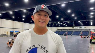 Tony Greathouse Wants The Best Wrestlers At GFC