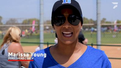 Coach Marissa Young Interview At 2021 PGF