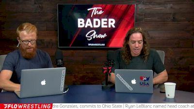 Bader Show Todd Beckerman Full Interview