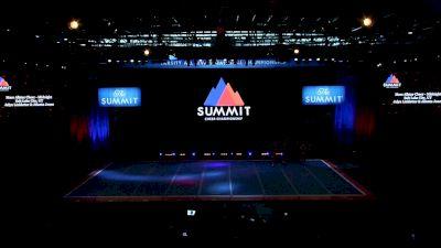 Macs Allstar Cheer - Midnight [2021 L2 Junior - Medium Finals] 2021 The Summit