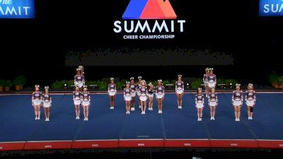New Jersey Spirit Explosion - Hot Topic [2021 L3 Senior - Small Semis] 2021 The Summit