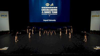 Depaul University [2021 Division I Jazz Finals] 2021 UCA & UDA College Cheerleading & Dance Team National Championship