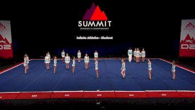 Infinite Athletics - Blackout [2021 L2 Junior - Small Semis] 2021 The D2 Summit