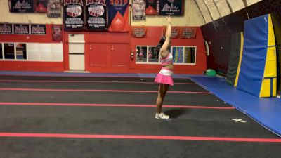 Jolene Salazar - Standing Tumbling [Level 3 - Week 4] 2020 Varsity TV Level Legacy Challenge