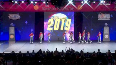 A Look Back At The Dance Worlds 2019 - Open Elite Hip Hop Medalists