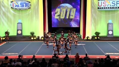 A Look Back At The Cheerleading Worlds 2019 - Senior Open Small Coed Medalists