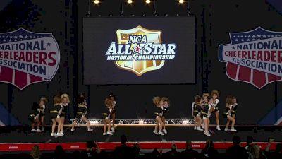 World Class All Stars Bling [2020 L1 Small Mini D2 Day 1] 2020 NCA All-Star Nationals