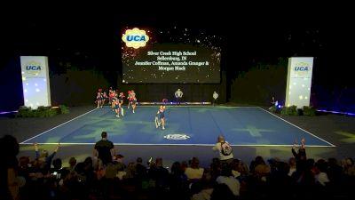 Silver Creek High School [2020 Medium Varsity Division II Semis] 2020 UCA National High School Cheerleading Championship