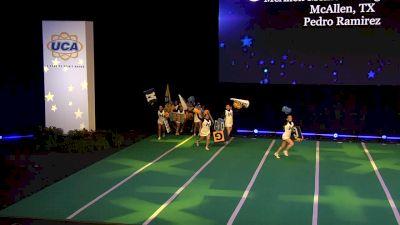 McAllen Memorial High School [2020 Large Non Tumbling Game Day Finals] 2020 UCA National High School Cheerleading Championship