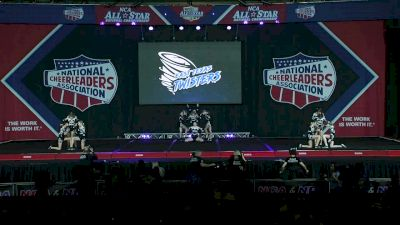 East Texas Twisters Gymnastics Blackout [2020 L2 Small Youth Day 2] 2020 NCA All-Star Nationals