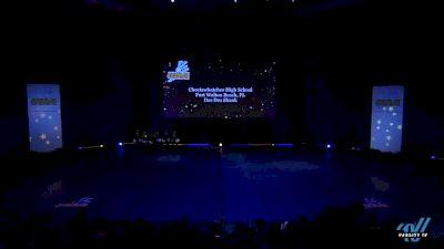 Choctawhatchee High School [2019 Small Pom Semis] UDA National Dance Team Championship