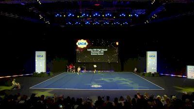 Indian Hill High School [2020 Large Varsity Non Building Finals] 2020 UCA National High School Cheerleading Championship