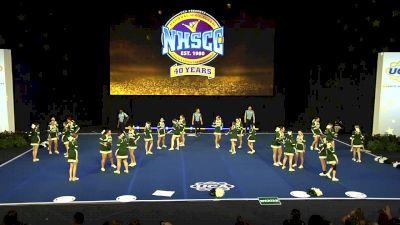 Laurel High School [2020 Super Varsity Non Tumbling Finals] 2020 UCA National High School Cheerleading Championship
