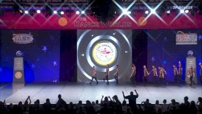 A Look Back At The Dance Worlds 2019 - Senior Small Coed Hip Hop Medalists