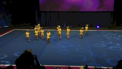 Cougars Competitive Cheer - Little Paws [2020 L1 Performance Rec - Non-Affiliated (6Y)] 2020 The Quest