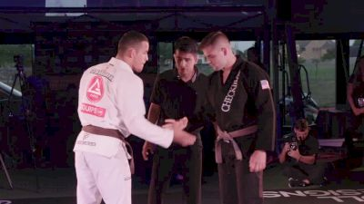 Pedro Marinho vs William Tackett 3CG Kumite I