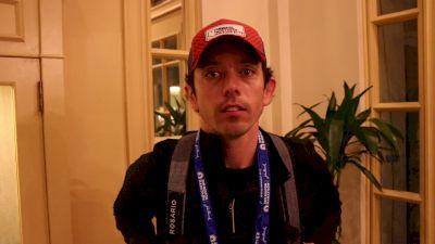 Ben Rosario Thrilled With Scott Fauble's 2:09 Breakthrough