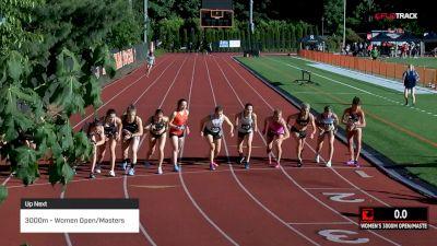 Open/Masters Women's 3k
