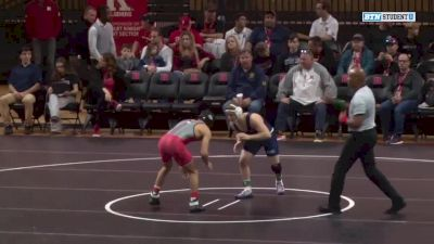 149lbs Match: Gerard Angelo, Rutgers vs Ryan Anderson, Centenary