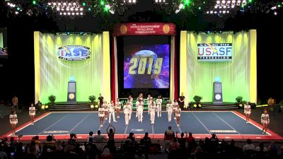 Stars Vipers - San Antonio - Anacondas [2019 L5 Senior Open Large Coed Finals] 2019 The Cheerleading Worlds