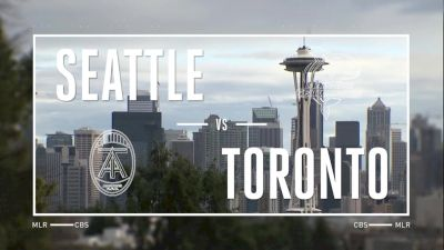 Toronto vs Seattle Highlights