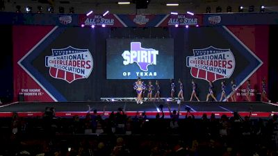 Spirit of Texas Purple Sass [2020 L3 Small Senior Day 2] 2020 NCA All-Star Nationals