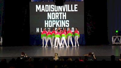 Madisonville North Hopkins High School [2020 Small Varsity Hip Hop Prelims] 2020 NDA High School Nationals