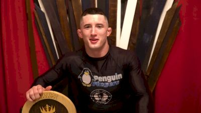 John Combs Happy With Solid Performance And Submission vs Kody Steele