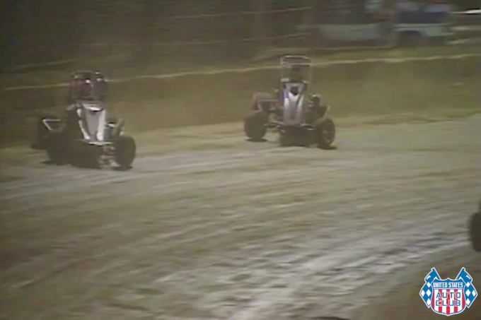 Rewind: 1991 Kokomo USAC Midget Highlights