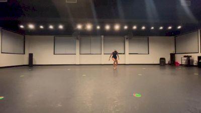 Los Alamitos High School - Alisa [Teen - Solo - Contemporary/Lyrical] 2021 UDA Solo Showdown