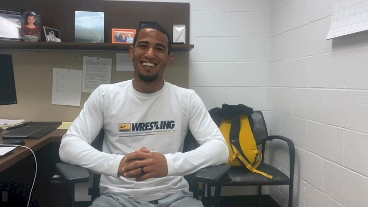 Kendric Maple Has A Deal With Keegan O'Toole About Competing Again