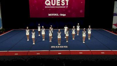 MOTYFCL - Reign [2021 L4 Performance Rec - 8-18 Years (AFF) Finals] 2021 The Quest