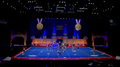 Cheer Extreme - Raleigh - SSX [2021 L6 Senior - Small Day 2] 2021 UCA International All Star Championship