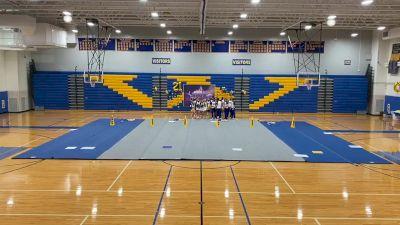 Downingtown West High School [Virtual Medium Varsity Coed Game Day Finals] 2021 UCA National High School Cheerleading Championship