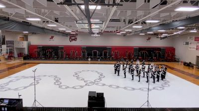 Jefferson Forest HS Indoor Winds - Unchained - Winds Scholastic A