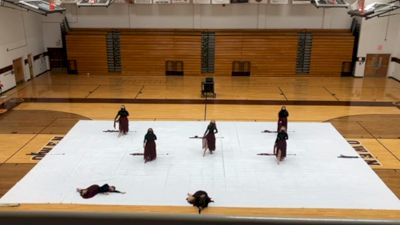 Owen High School Winterguard - Memento Mori