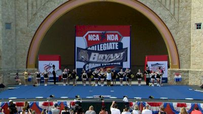 Bryant University [2021 Game Day Division I Prelims] 2021 NCA & NDA Collegiate Cheer & Dance Championship