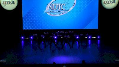 Academy of the Holy Angels [2021 Junior Varsity - Pom Finals] 2021 UDA National Dance Team Championship